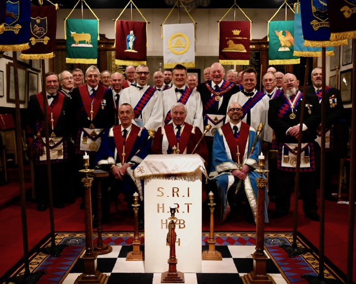 Royal Arch Chapter – Provincial Grand Lodge of Northumberland
