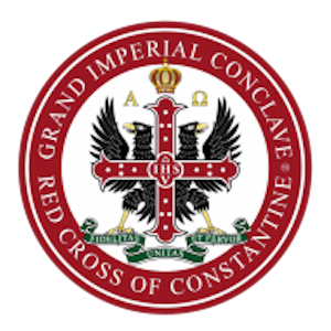 Logo of Red Cross of Constantine